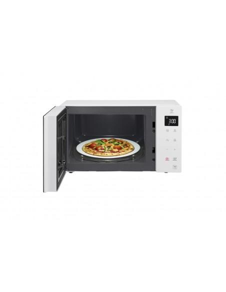 LG MS 23 NECBW Over the range Solo microwave L 1000 W Black, White Lg MS23NECBW - 5