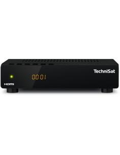 TechniSat HD-S 222 Satellite Full HD Black Technisat 0000/4811 - 1