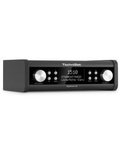 TechniSat DigitRadio 20 Bärbar Analog och digital Antracit Technisat 0000/4987 - 1