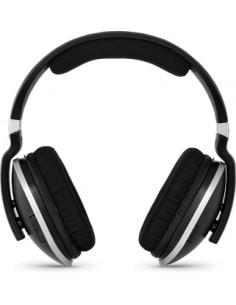 TechniSat StereoMan 2 Headset Huvudband Svart, Silver Technisat 0000/9124 - 1