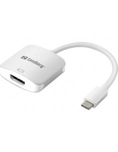 Sandberg USB-C to HDMI Link 4K Sandberg 136-12 - 1