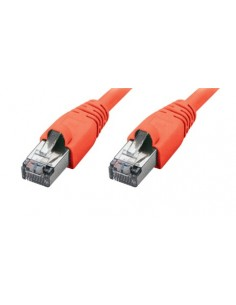 Tecline 71403R nätverkskablar Röd 3 m Cat6a S/FTP (S-STP) Suomen Addon 92001461 - 1