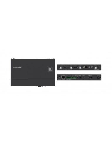 Kramer Electronics DIP-31 AV extender transmitter Black Kramer 20-8035801290 - 1