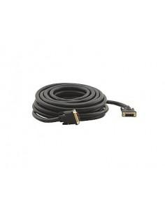 Kramer Electronics C-DM/DM/XL-35 DVI cable 10.7 m DVI-D Black Kramer 94-0111035 - 1