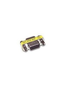 C2G DB9 F/F Mini Changer Silver C2g 81521 - 1