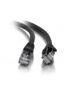 C2G 83180 nätverkskablar Svart 0.5 m Cat5e U/UTP (UTP) C2g 83180 - 1