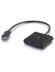 C2G 84293 cable gender changer DisplayPort 2x HDMI Musta C2g 84293 - 1