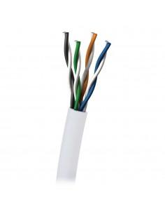 C2G Cat5E 350MHz UTP Solid PVC CMR Cable 305m nätverkskablar Vit U/UTP (UTP) C2g 88002 - 1