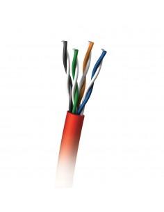 C2G 305m Cat5E 350MHz Cable verkkokaapeli Punainen U/UTP (UTP) C2g 88003 - 1