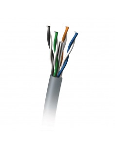 C2G 305M Cat6 350MHz UTP Solid PVC CMR Cable verkkokaapeli Sininen U/UTP (UTP) C2g 88035 - 1