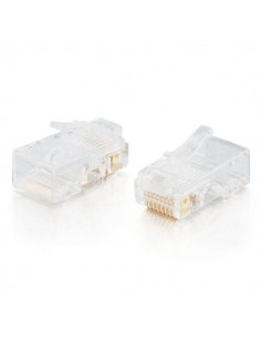 C2G 88121 liitinjohto RJ-45 Valkoinen C2g 88121 - 1
