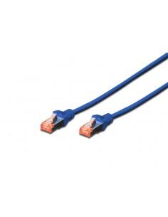 Digitus Professional networking cable Blue 2 m Cat6 S/FTP (S-STP) Assmann DK-1644-020-B-10 - 1