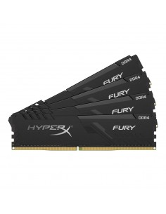 HyperX FURY HX432C16FB3K4/64 muistimoduuli 64 GB 4 x 16 DDR4 3200 MHz Kingston HX432C16FB3K4/64 - 1