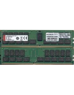 Kingston Technology KSM24RD4/32MEI RAM-minnen 32 GB 1 x DDR4 2400 MHz ECC Kingston KSM24RD4/32MEI - 1