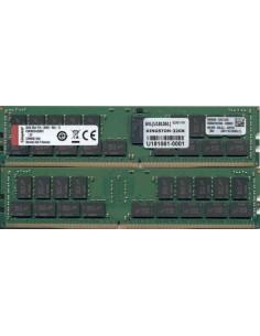 Kingston Technology KSM26RD4/32MEI muistimoduuli 32 GB 1 x DDR4 2666 MHz ECC Kingston KSM26RD4/32MEI - 1