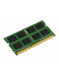 Kingston Technology ValueRAM KVR16LS11/8 muistimoduuli 8 GB 1 x DDR3L 1600 MHz Kingston KVR16LS11/8BK - 1