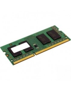 Kingston Technology ValueRAM 8GB DDR3-1600MHz muistimoduuli 1 x 8 GB Kingston KVR16S11/8BK - 1