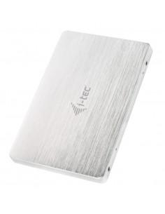 "i-tec M2SATA tallennusaseman kotelo SSD-kotelo Metallinen 2.5"" I-tec Accessories M2SATA - 1"