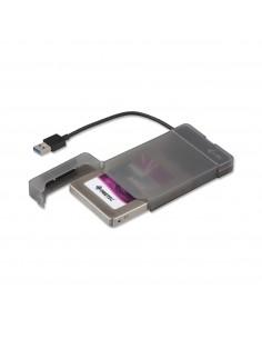 """i-tec MYSAFEU313 Hölje för lagringsenheter HDD- / SSD kabinett Svart 2.5"""" I-tec Accessories MYSAFEU313 - 1"""
