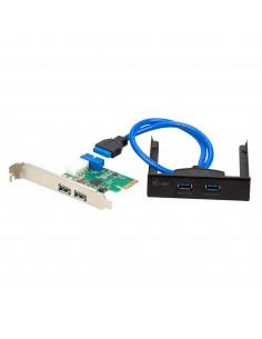 i-tec PCE22U3EXT liitäntäkortti/-sovitin Sisäinen USB 3.2 Gen 1 (3.1 1) I-tec Accessories PCE22U3EXT - 1