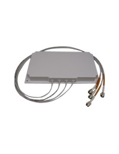 Cisco AIR-ANT2566P4W-R= verkkoantenni Suunta-antenni RP-TNC 6 dBi Cisco AIR-ANT2566P4W-R= - 1