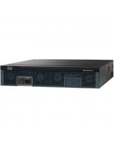 Cisco 2921 wired router Gigabit Ethernet Black Cisco C2921-VSEC/K9 - 1
