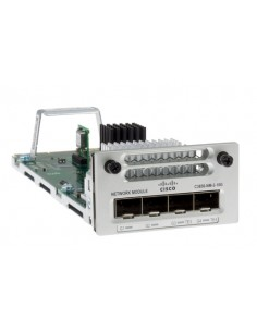 Cisco C3850-NM-2-10G= nätverksswitchmoduler 10 Gigabit Ethernet, Snabb Ethernet Cisco C3850-NM-2-10G= - 1