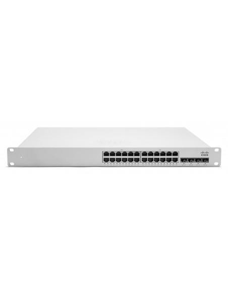 Cisco MS350-24P hanterad L3 Gigabit Ethernet (10/100/1000) Strömförsörjning via (PoE) stöd 1U Grå Cisco MS350-24P-HW - 2