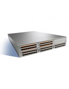 Cisco Nexus 5596UP Managed L2/L3 10G Ethernet (100/1000/10000) 2U Silver Cisco N5K-C5596UP-FA - 1