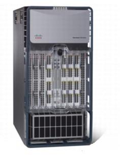 Cisco N7K-C7010= network equipment chassis 21U Black Cisco N7K-C7010= - 1