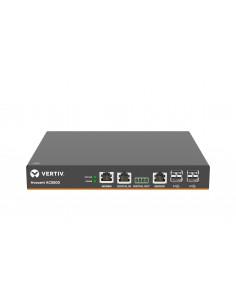 Vertiv Avocent 8-Port ACS800 Serial Console with analog modem Vertiv ACS808MEAC-202 - 1