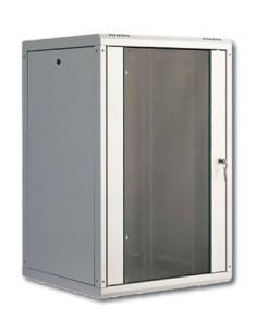 """Digitus 20U 19"""" Wall Mounting Cabinet 600x560 mm Seinään asennettava laitekehikko Harmaa Digitus DN-19 20U-6/6 - 1"""