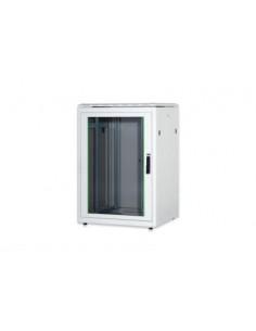 Digitus DN-19 22U-8/8-1 rack cabinet Freestanding White Digitus DN-19 22U-8/8-1 - 1