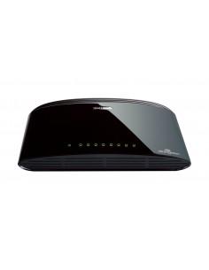 D-Link DES-1008D Hallitsematon Fast Ethernet (10/100) Musta D-link DES-1008D/E - 1
