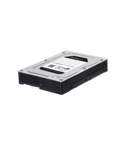 """StarTech.com 2.5"""" to 3.5"""" Hard Drive Adapter - For SATA and SAS SSDs/HDDs Startech 25SATSAS35HD - 1"""