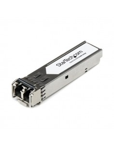 StarTech.com Arista Networks SFP-1G-SX Compatible SFP Module - 1000BASE-SX 1GbE Multimode Fiber MMF Optic Transceiver 1GE Starte