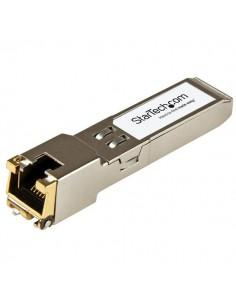 StarTech.com Arista Networks SFP-1G-T Compatible SFP Module - 1000BASE-T to RJ45 Cat6/Cat5e 1GE Gigabit Ethernet RJ-45 100m Star