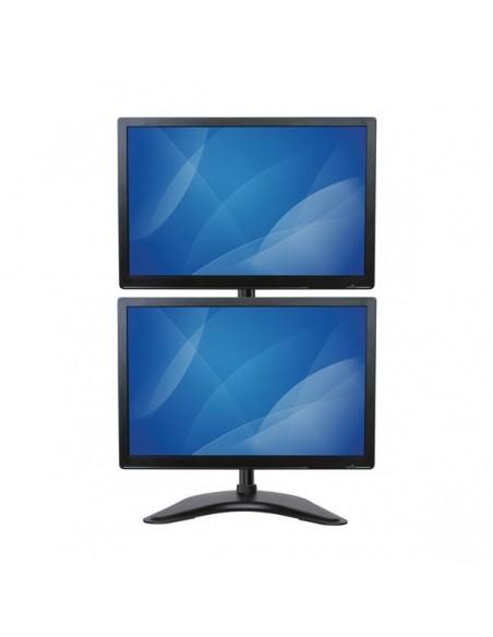 """StarTech.com ARMBARDUOV monitorin kiinnike ja jalusta 68.6 cm (27"""") Vapaasti seisova Musta Startech ARMBARDUOV - 5"""
