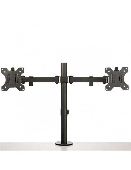 StarTech.com Skrivbordsmonterad arm för dubbelskärm - Tvärstång Ledad Stål Startech ARMDUAL2 - 3