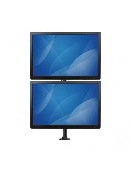 StarTech.com Desk-Mount Dual Monitor Mount - Vertical Steel Startech ARMDUALV - 5
