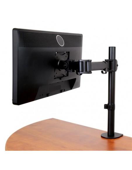 """StarTech.com ARMPIVOTB monitorin kiinnike ja jalusta 68.6 cm (27"""") Puristin Musta Startech ARMPIVOTB - 5"""