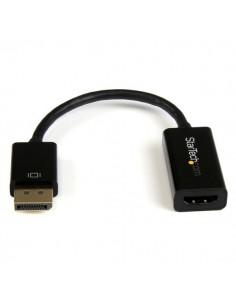 StarTech.com DisplayPort to HDMI 4K Audio / Video Converter – DP 1.2 Active Adapter for Desktop Laptop Computers @ 30 Hz Startec