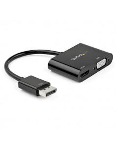 StarTech.com DisplayPort till HDMI VGA-adapter - 4K 60 Hz Startech DP2VGAHD20 - 1