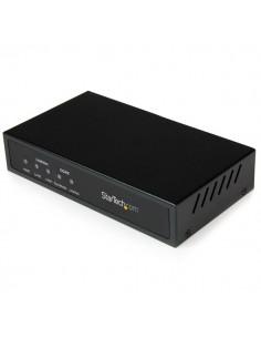 StarTech.com EOC1110R nätverksförlängare Nätverksmottagare Svart Startech EOC1110R - 1
