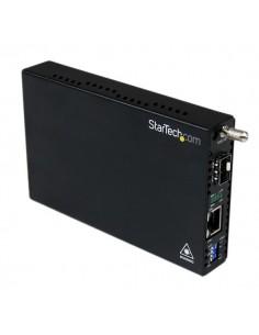 StarTech.com Gigabit Ethernet Fiber Media Converter with Open SFP Slot Startech ET91000SFP2 - 1