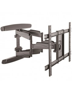 StarTech.com TV Wall Mount supports up to 70 inch VESA Displays - Low Profile Full Motion Universal Flat Screen Heavy Duty Start