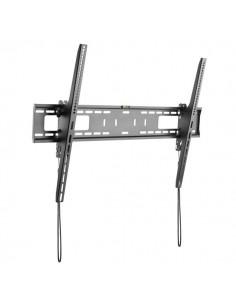 StarTech.com TV Wall Mount supports 60-100 inch VESA Displays (165lb/75kg) - Heavy Duty Tilting Universal Adjustable Mounting St