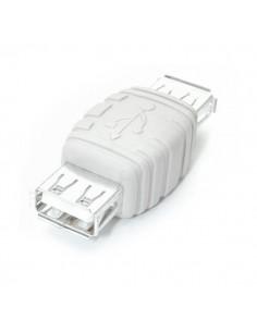 StarTech.com Gender Changer USB A Female to Valkoinen Startech GCUSBAAFF - 1
