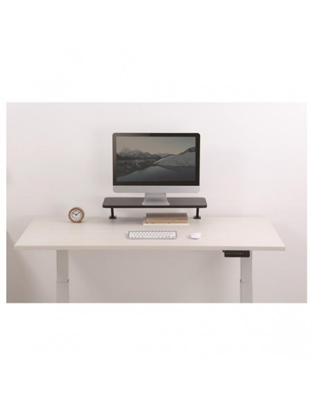 """StarTech.com Monitor Riser Stand - Desk Mount Extra Wide 25.6"""" (65 cm) Startech MNRISERCLMP - 6"""