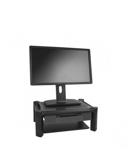 StarTech.com Monitor Riser - Drawer Height Adjustable Startech MONSTADJD - 2